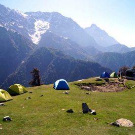 Mcleodganj Indrahar Pass Chamba Trek
