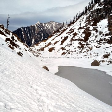 Mcleodganj Kareri Lake Trek