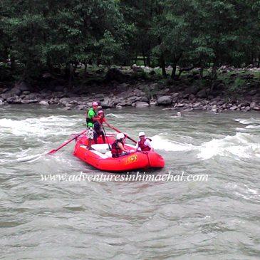 River Rafting in Himachal Pradesh
