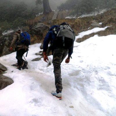 Dharamsala -Mcleodganj - Inderhaar Pass - Bharmour