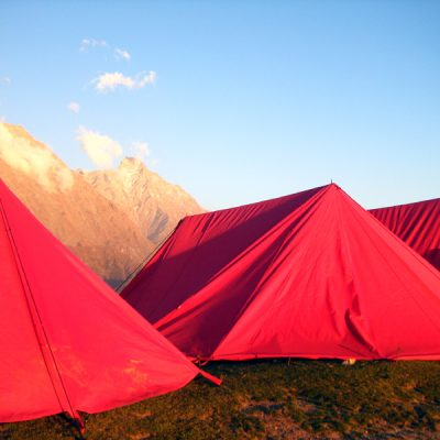 Trekking and Camping