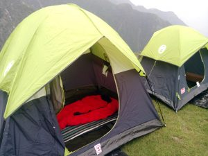 Tents and quality Sleeping Bags and Mats