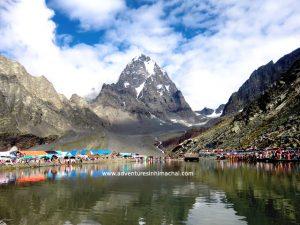 Manimahesh Kailash Lake
