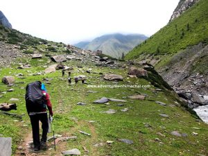 Jalsu Pass Trek ,Kangra Chamba Valley Adventure